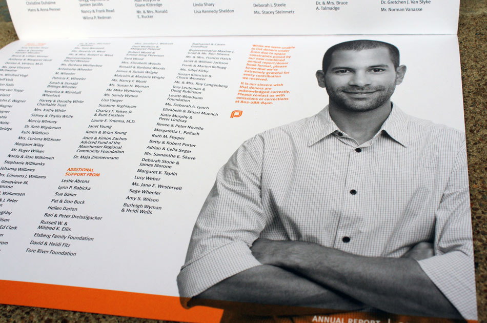 PPNNE annual report 2009, detail